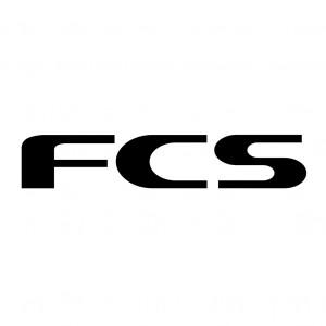 FCS logo black